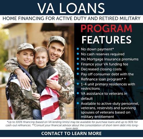 Kentucky VA Qualfying Guidelines
