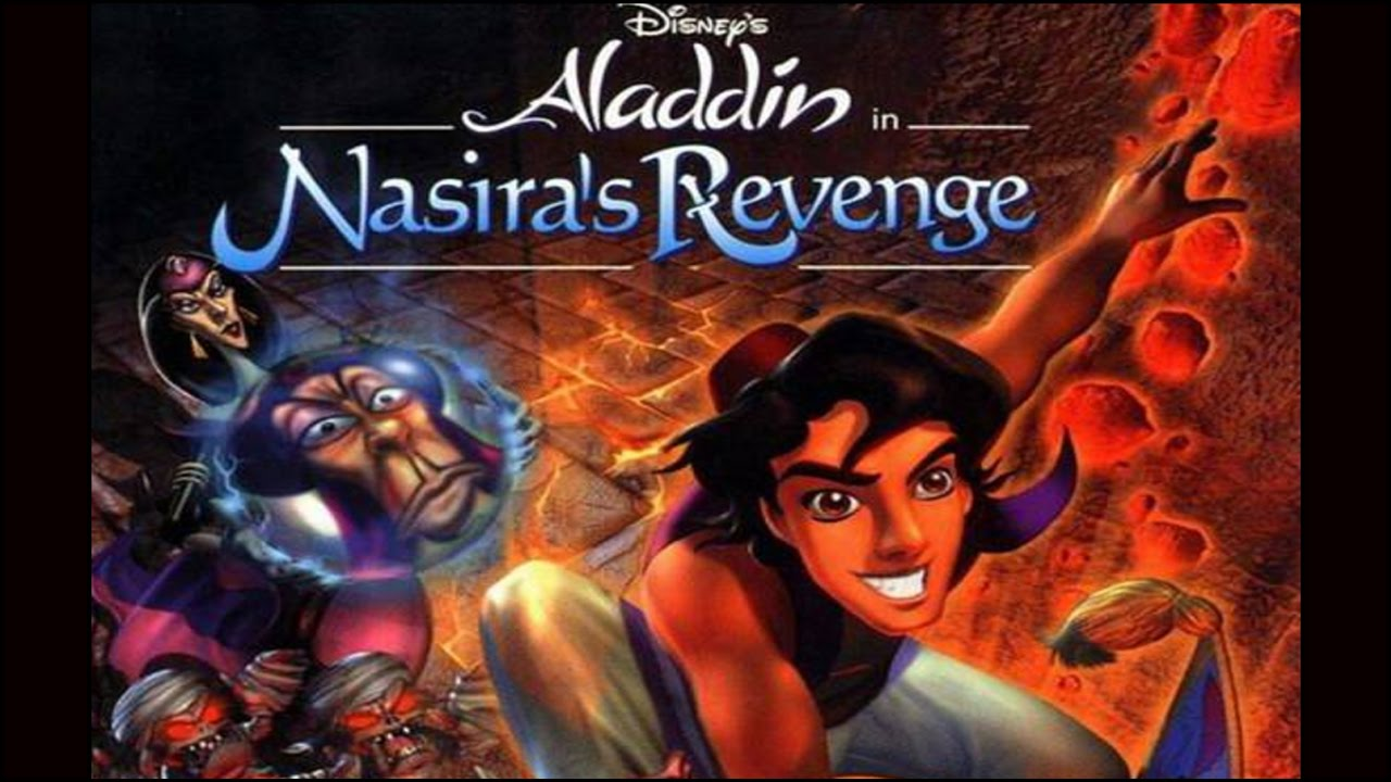 Aladdin Nasiras Revenge