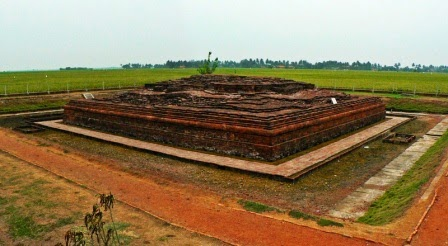 Sejarah Candi Jiwa Candi di Batujaya Karawang