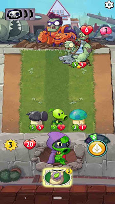 Download Game Plants vs. Zombies Heroes PC