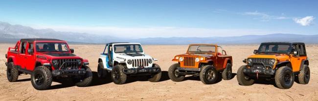 Safari Jeep 2021