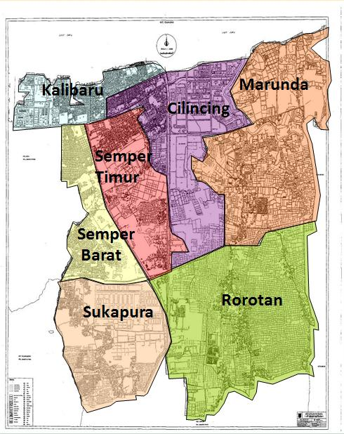 Kecamatan CilincingKota Administrasi Jakarta Utara