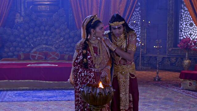 Radha Krishna: Star Bharat Radha Krishn - Session 4 E230 7th September 2021 Episode