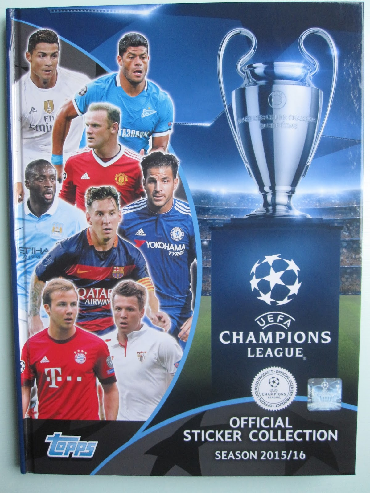 Champions Leguea