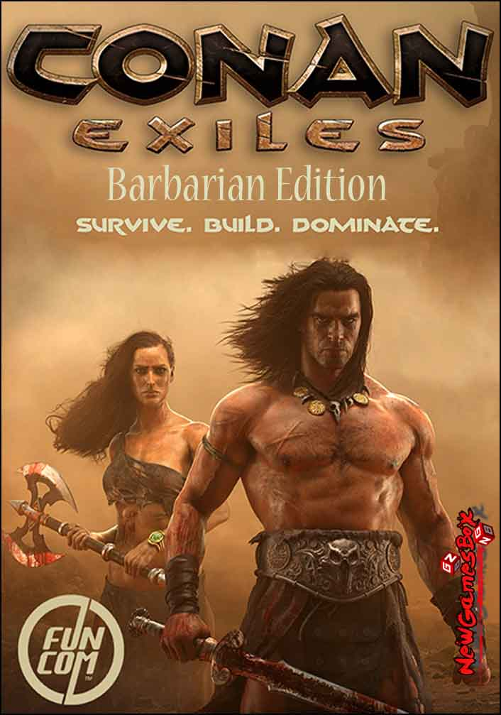 Conan Exiles Barbarian Edition Torrent (PC)