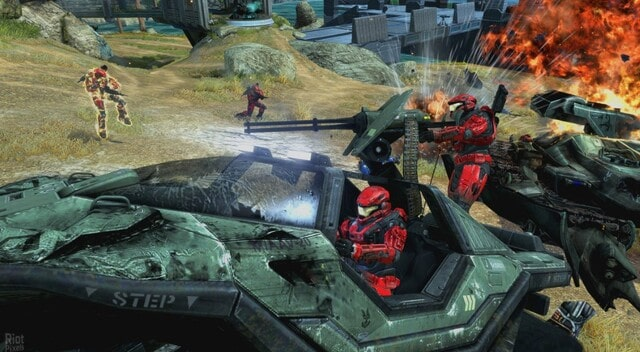 Halo The Master Chief Collection Gameplay Image