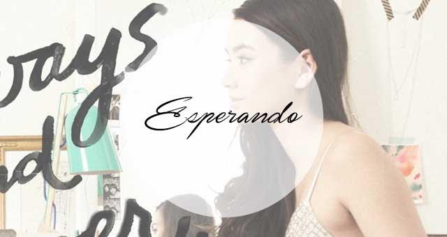 Esperando | Always and forever Lara Jean