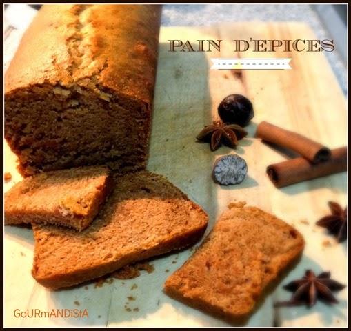 image -Pain d'épices sans œuf : moelleux et parfumé !