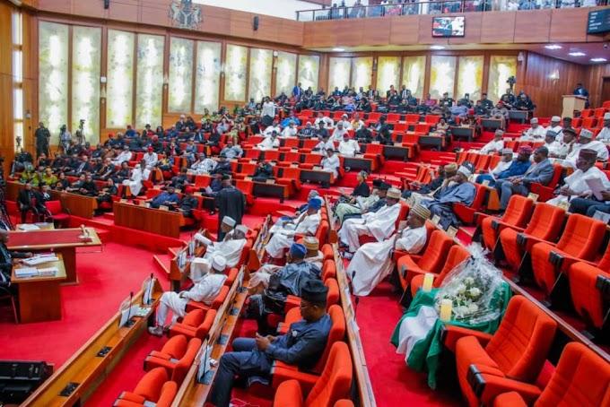 Senate passes MTEF/FSP, retains Buhari's projections