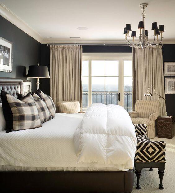 My Sweet Savannah: ~dark Bedroom Walls~