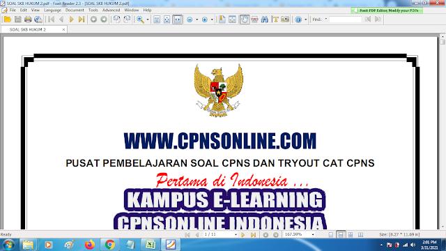 Download contoh soal pppk skb hukum2dan kunci jawaban