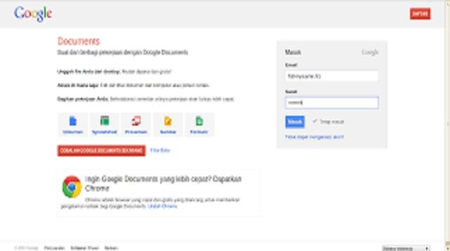 Cara Menggunakan Google Docs