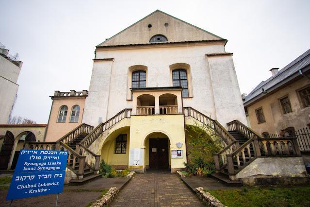 Sinagoga di Isacco-Kazimierz-Cracovia