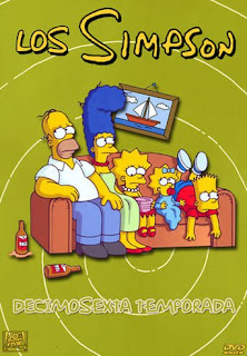Los Simpsons Temporada 16