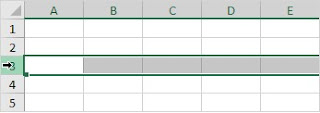 Range di Excel
