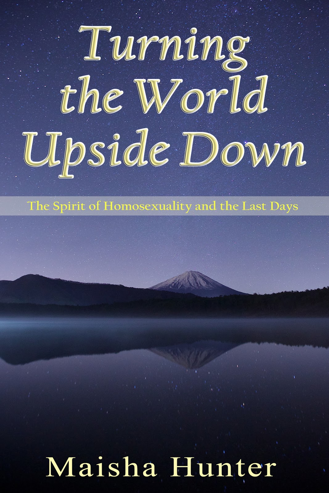 Unclean spirit homosexuality in christianity