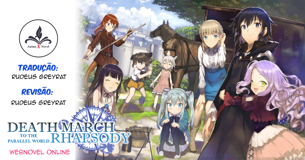 Death March Kara Hajimaru Isekai Kyousoukyoku / Death March to the Parallel World Rhapsody Web Novel 17-53