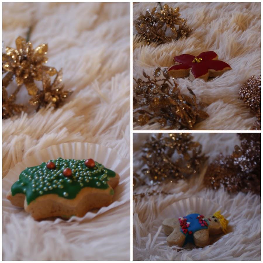 Galletas glaseadas para navidad