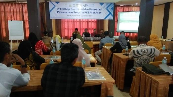 Dinas Sosial Aceh Luncurkan Program PKSAI di Aceh