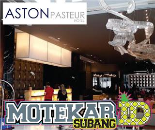 Info Lowongan Pekerjaan Hotel Aston Pasteur (Bandung) Januari 2019