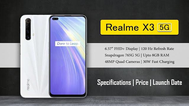 realme x3,realme x3 full specification,realme x3 launch date in india,realme x3 price
