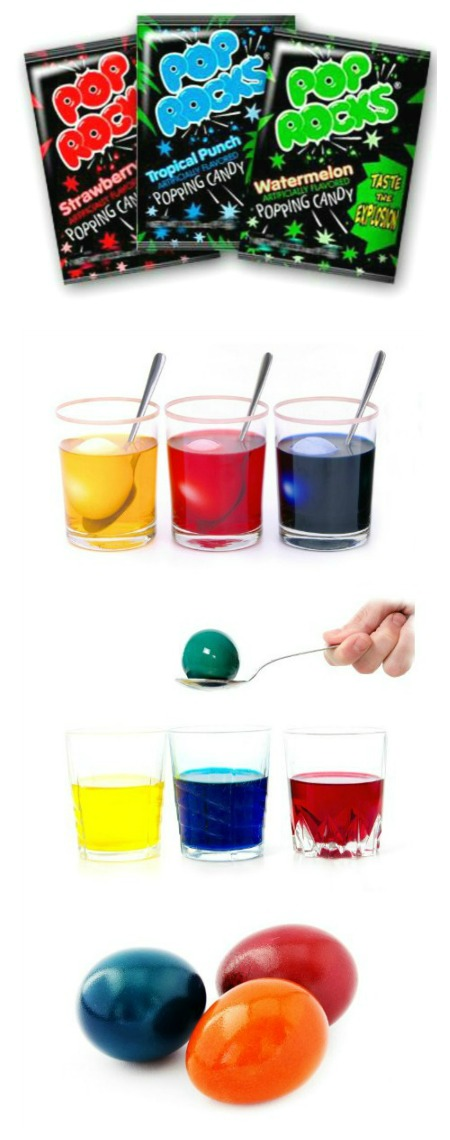 WIN EASTER with FIZZY-POP EGG DYING.  (This is so COOL!!)