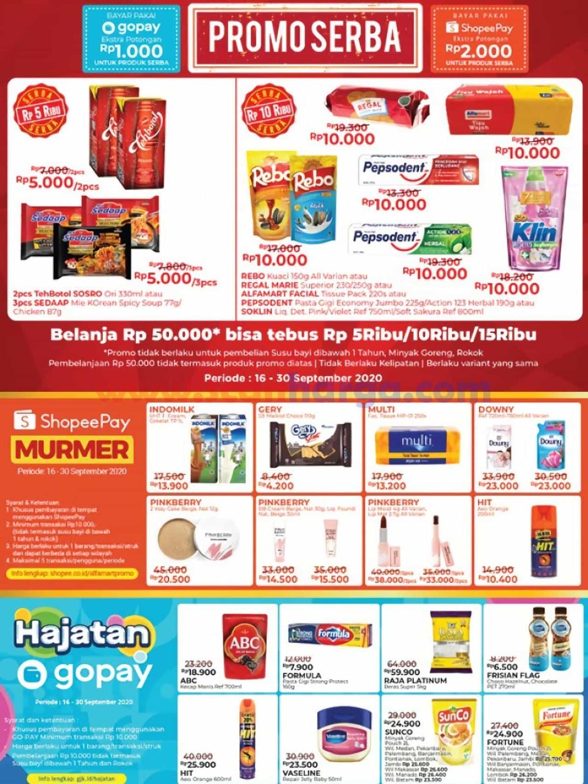 Katalog Promo Alfamart 16 - 30 September 2020 3