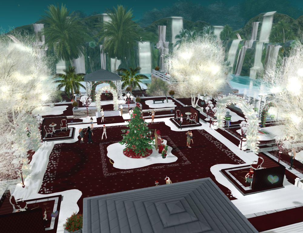 SLの)白い家 : フィリップ・ロー...