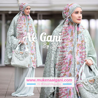 35 Dokter barbie Tika  cantik wearing Mukena Najwa super duper Best Seller 😍