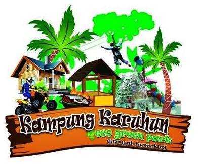 Kampung Karuhun, Eco Green Park-nya Sumedang