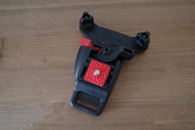 カメラホルスター