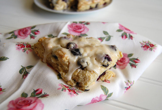 blueberry breakfast recipe