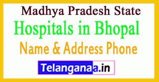 Hospitals in Bhopal Madhya Pradesh