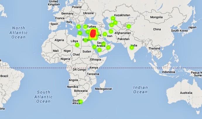 var ligger aruba karta