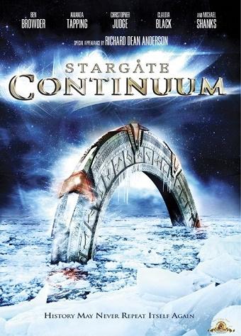Cổng Trời: Cổng Thiên Đường - Stargate: Continuum
