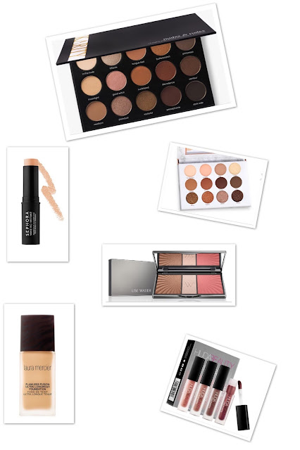 Wishlist Makeup Items