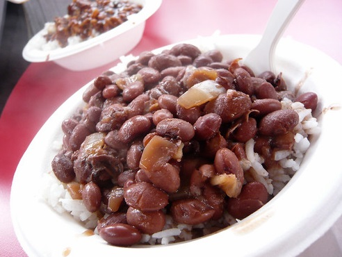 Your Go to African Food Coconut Beans Recipe