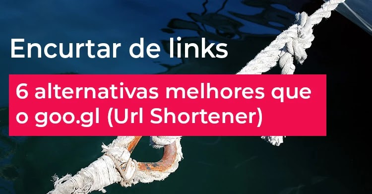 Encurtar de links