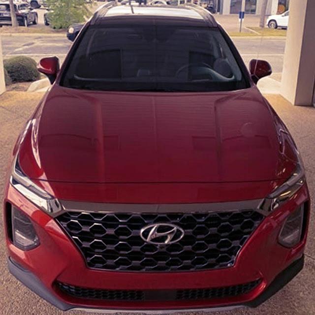 Hyundai Santa Fe 2020 Limited