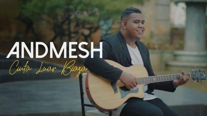Lirik Lagu Andmesh Kamaleng Cinta Luar Biasa English Ramasinopsis
