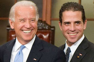 Joe Biden ve Oğlu Hunter Biden