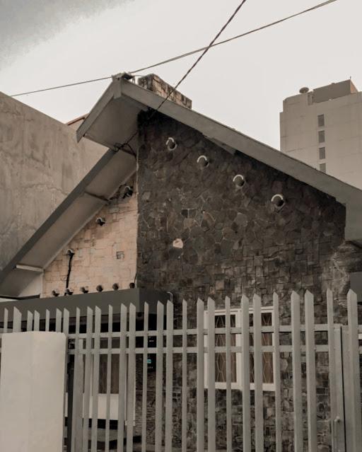 rumah vintage semarang