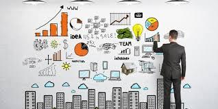 Devenir entrepreneur être en général dans le monde: entrepreneuriat