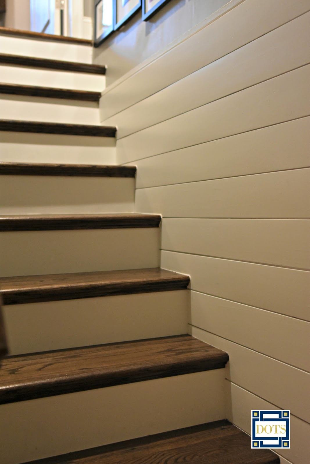 Lighting Basement Washroom Stairs: Designing On The Side: Stairwell Remodel