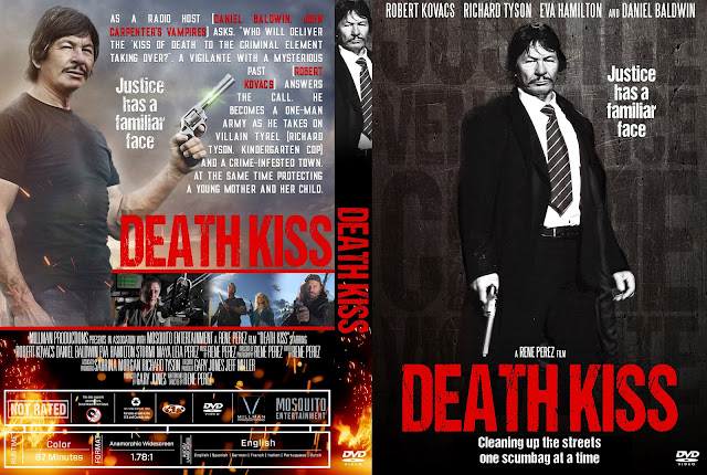 Death Kiss DVD Cover