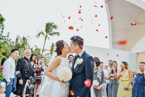 Wedding at Ayana Bali