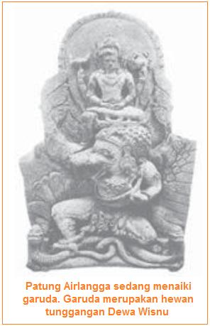 Patung Airlangga - Kerajaan Medang Kamulan dan Jenggala (Pendiri, Silsilahh Raja-Raja, Masa Kejayaan Kerajaan Medang Kamulan)