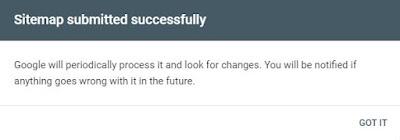 Cara Submit Sitemap Ke Google Web Master