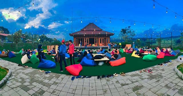 Lokasi Dan Daftar Menu Pelangi Cafe & Resto Bogor Terbaru