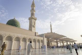 صور للمسجد النبوي